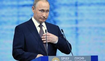 Foto Putin Sampaikan Duka Cita Atas Kematian Presiden Uzbekistan
