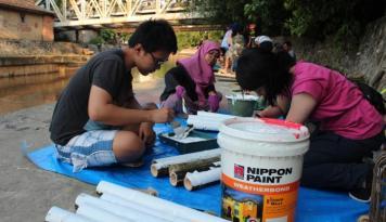 Foto Nippon Paint Dukung Jakarta Workshop 2016