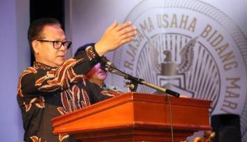 Foto Rokhmin Dahuri Deklarasikan Badan Kerjasama Usaha Bidang Maritim