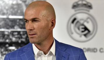Foto Hukuman Dicabut Sementara, Dua Anak Zidane Kembali Perkuat Madrid