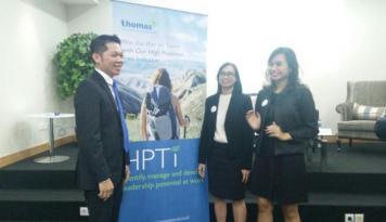 Foto Thomas International Indonesia Tawarkan Program Baru Mencari Pemimpin Masa Depan