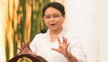 Foto Indonesia Kampanye untuk Pencalonan Anggota DK PBB