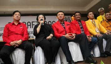 Foto Demi Menang di Pilkada, Megawati
