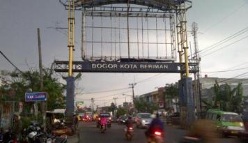 Foto Hunian Hotel Bogor Padat Selama PON 2016