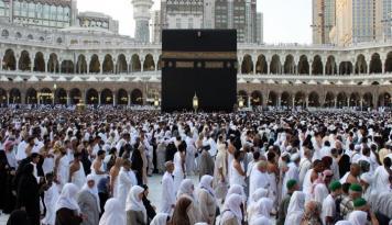 Foto Kematian Jamaah Haji Tahun ini Diklaim Berkurang