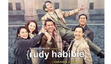Foto Selamat! Rudy Habibie Raih Film Terpuji Festival Film Bandung 2016
