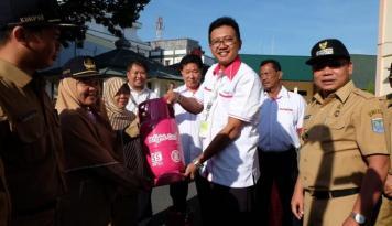 Foto Pertamina Sumbagut Sosialisasikan Penggunaan LPG 5,5 Kg di Binjai Sumut