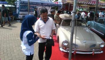 Foto Sasar Komunitas Otomotif, MNC Play Dukung The Real Indonesian VW Gathering