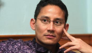 Foto Ikut Amnesti Pajak, Sandiaga Uno Tak Takut Dipolitisasi