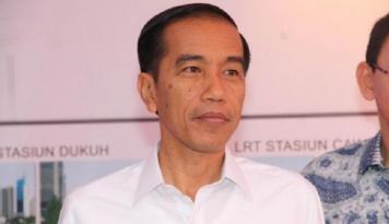 Foto Jokowi Pimpin Ratas Peningkatan Citra dan Ekonomi Digital