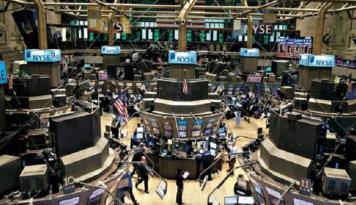 Foto Wall Street Berakhir Melemah Terseret Penurunan Global