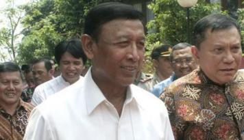 Foto Wiranto Tidak Ingin Pilkada DKI Ricuh