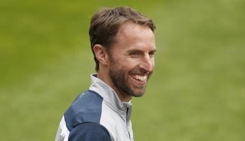 Foto FA Tunjuk Gareth Southgate Gantikan Sam Allardyce