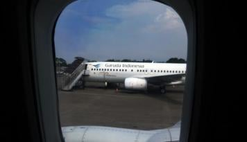 Foto Garuda Indonesia siap Layani Rute Tarakan-Jakarta