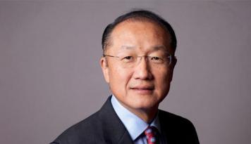 Foto Jim Yong Kim Kembali Dipilih Jadi Presiden Bank Dunia