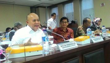 Foto Kemenkop-DPD Rapat Bahas RUU Kewirausahaan