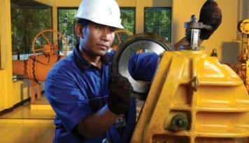 Foto Lampung Miliki Potensi Panas Bumi Besar