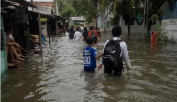 Foto Langkah Komprehensif Infrastruktur Perlu untuk Atasi Banjir