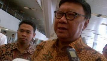 Foto Mendagri: Gubernur Ikuti Pilkada Telah Ajukan Cuti