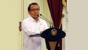 Foto Mensesneg Bantah Temui Pengurus Partai Gerindra dan Dukung Anies Baswedan