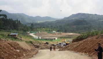 Foto Sistem Daring Buka Keterisolasian Papua