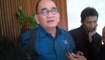Foto Waduh! Ruhut Sebut Putra SBY Mirip Tukang Parkir