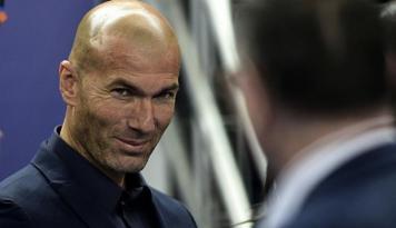 Foto Zidane Frustrasi Madrid Raih Imbang Tiga Pertandingan