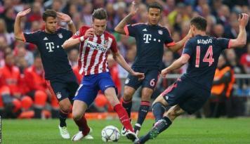 Foto Bayern Munchen kurang menggigit Kata Ancelotti