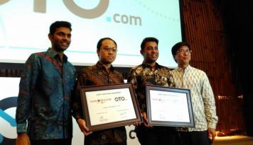 Foto Girnar Gandeng Emtek Rambah Pasar Portal Otomotif Indonesia