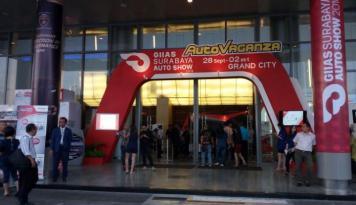 Foto Lewat GIIAS Surabaya, MNC Play Dukung Perkembangan Industri Otomotif