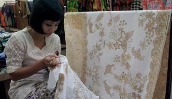 Foto Pemkot Diminta Arahkan Para Perajin Batik