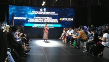 Foto Menteri Susi: Cegah Perubahan Iklim Mudah, Jaga Laut!