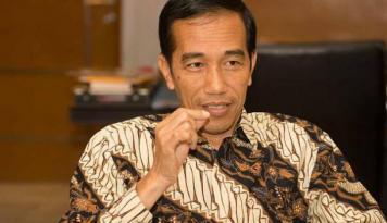 Foto Relawan Projo Dukung Presiden Reformasi Hukum Total