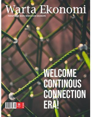 Cover Majalah Warta Ekonomi Edisi 06/XXIX/2019