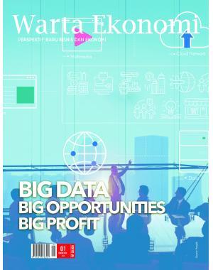 Cover Majalah Warta Ekonomi Edisi 01/XXIX/2019