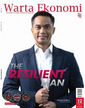 Cover Majalah Warta Ekonomi Edisi 12-2017