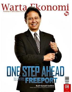 Cover Majalah Warta Ekonomi Edisi 08/XXIX/2018