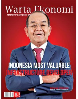Cover Majalah Warta Ekonomi Edisi 09/XXIX/2018