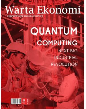Cover Majalah Warta Ekonomi Edisi 04/XXIX/2019