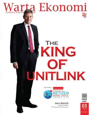Cover Majalah Warta Ekonomi Edisi 03/XXVIII/2018